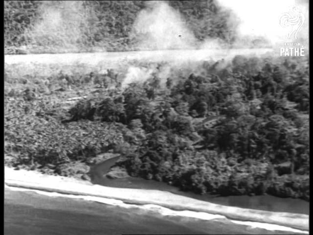 N.Z. Air Strikes Aka N.Z. Squadrons Strike From Bougainville (1944)