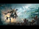 Геймплей одиночной кампании в Titanfall 2 в разрешении 4K