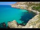Крым мыс Фиолент , Красивейшее море .