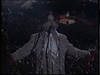 Horacio Guarany Las voces de los pajaros de Hiroshima en vivo 1984