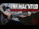 The Haunted Brute Force Dual Cam Guitar Play Through UltraHD Skervesen Guitar