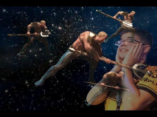 INJUSTICE 2 PRO SERIES - TRIDENT RUSH 2 (Shooting Stars)