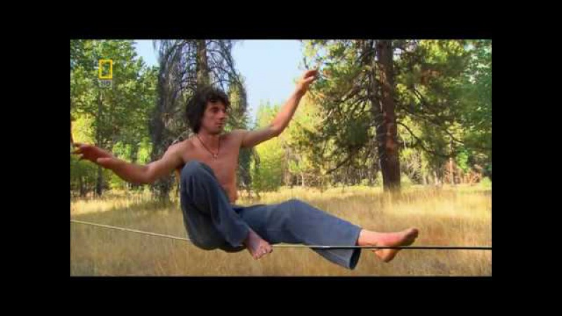 Dean Potter The Core - Rock Climb, Slackline and Highline in Yosemite Valley -