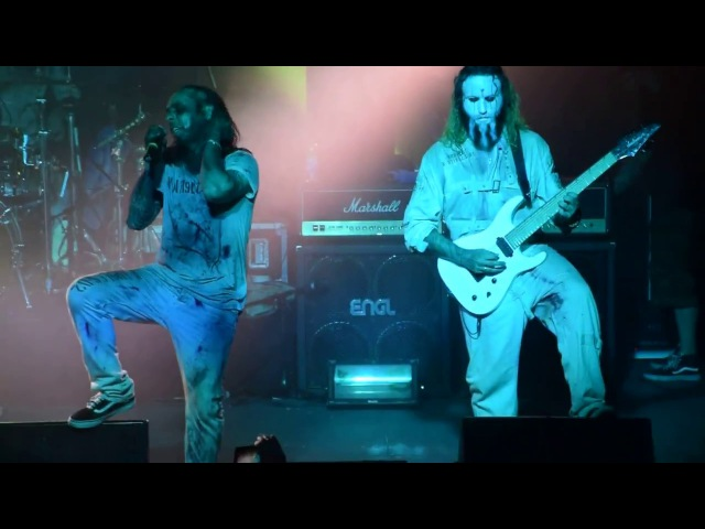 Lacuna coil - My demons live Moscow 27/05/2017
