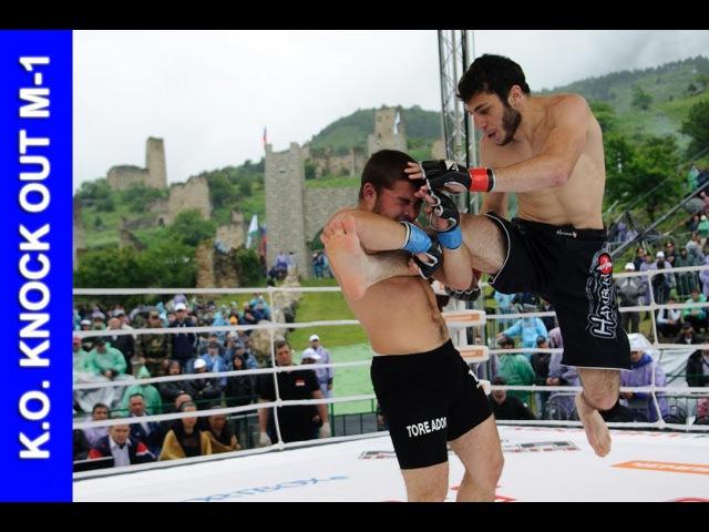 Рустам Хасанов vs. Ренат Абильтаров - M-1 Challenge 40 - ВИДЕО - ММА - HD