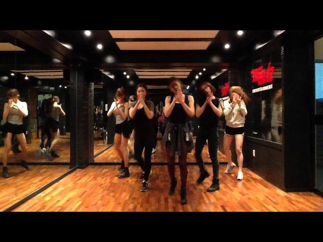 요즘 너 안무연습 영상 - 브레이브걸스 Nowadays you Dance practice - BraveGirls