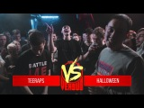 VERSUS FRESH BLOOD 3 (Teeraps VS HALLOWEEN) Round 3