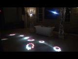 ADJ Inno Roll LED BIG Room Demo