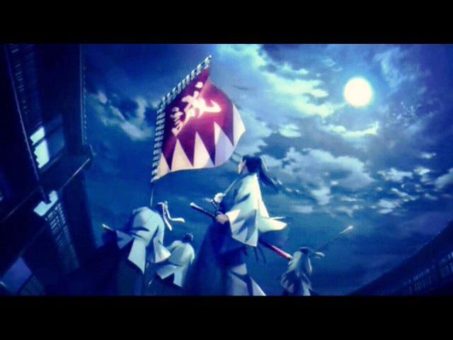 Сказание о Демонах Сакуры|Hakuoki 2 opening
