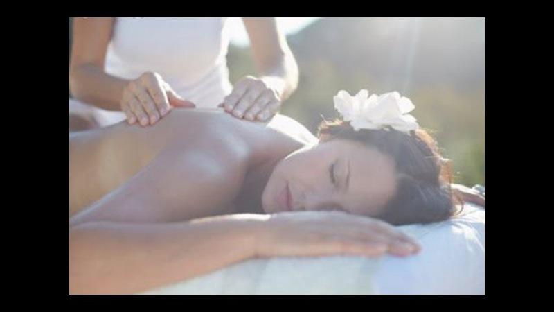 Гавайский массаж. Кахуна Бодиворк. Фитнес ТВ