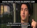 Audição de Yvonne Strahovski para a Série Chuck.