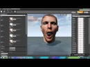 Faceshift Motion Capture to Unreal Engine 4 Tutorial