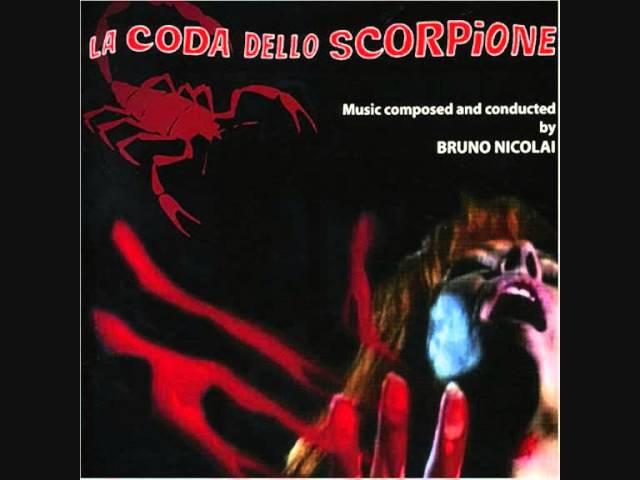 Bruno Nicolai (Italia, 1971) - La Coda dello Scorpione