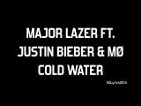 Major Lazer ft. Justin Bieber &amp M
