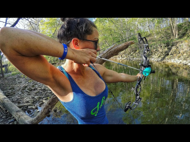 Bowfishing Gone Wild Bowmar Bowhunting