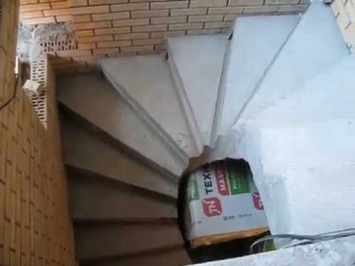 Винтовая лестница на Гастелло