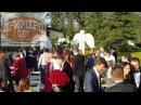 красивая свадьба ангелы ходулисты примерошоу выездная регистрация