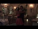 Наш первый танец под бессмертную песню Фрэнка Синатры!