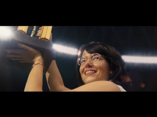 Battle of the sexes official trailer (2017)  emma stone, steve carell