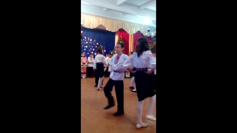 танець украінський