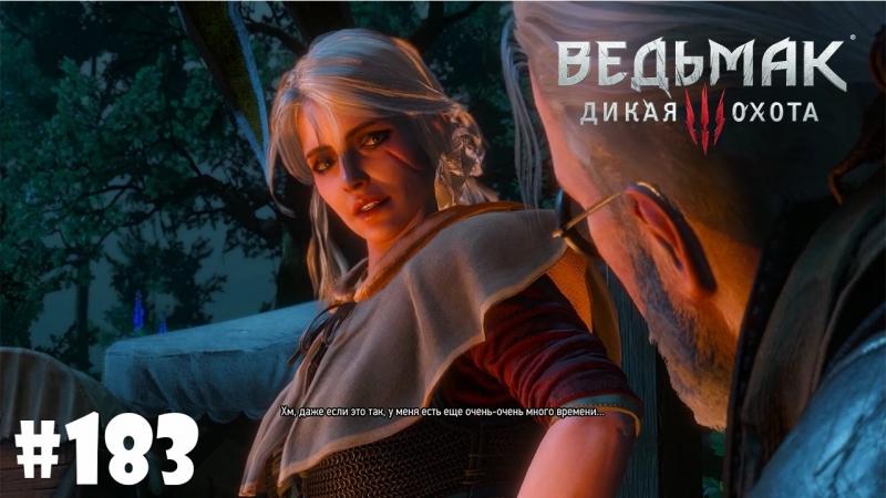 Ведьмак 3: Дикая Охота (Witcher 3). Подробное прохождение 183 - Расплата