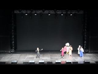 «Не стоит стремиться к внешнему эстетизму», команда «This is the end~» (Воронеж) - Всероссийский фестиваль японской анимации 201