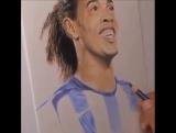 Евро-футбол.ру: рисунок Роналдиньо