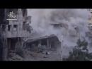 Сирия.24-06-2017.Боевики Файлак аль Рахман в уличных боях в восточной Гуте
