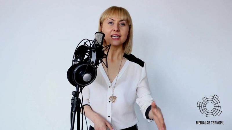 Запрошуємо вокалістів в Medialab