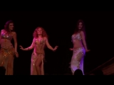 Nathalie, Gina & Rebecca - Bellydance Drum Solo 8857