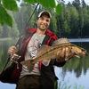 Типичный Рыбак Витебска | Рыбалка в Витебске