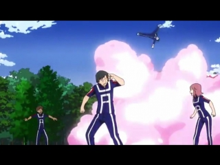 Boku no Hero Academia 2 / Моя геройская академия 2 - 3 серия < Озвучили Shachiburi & Фрейн & Ban & GreenTalker >