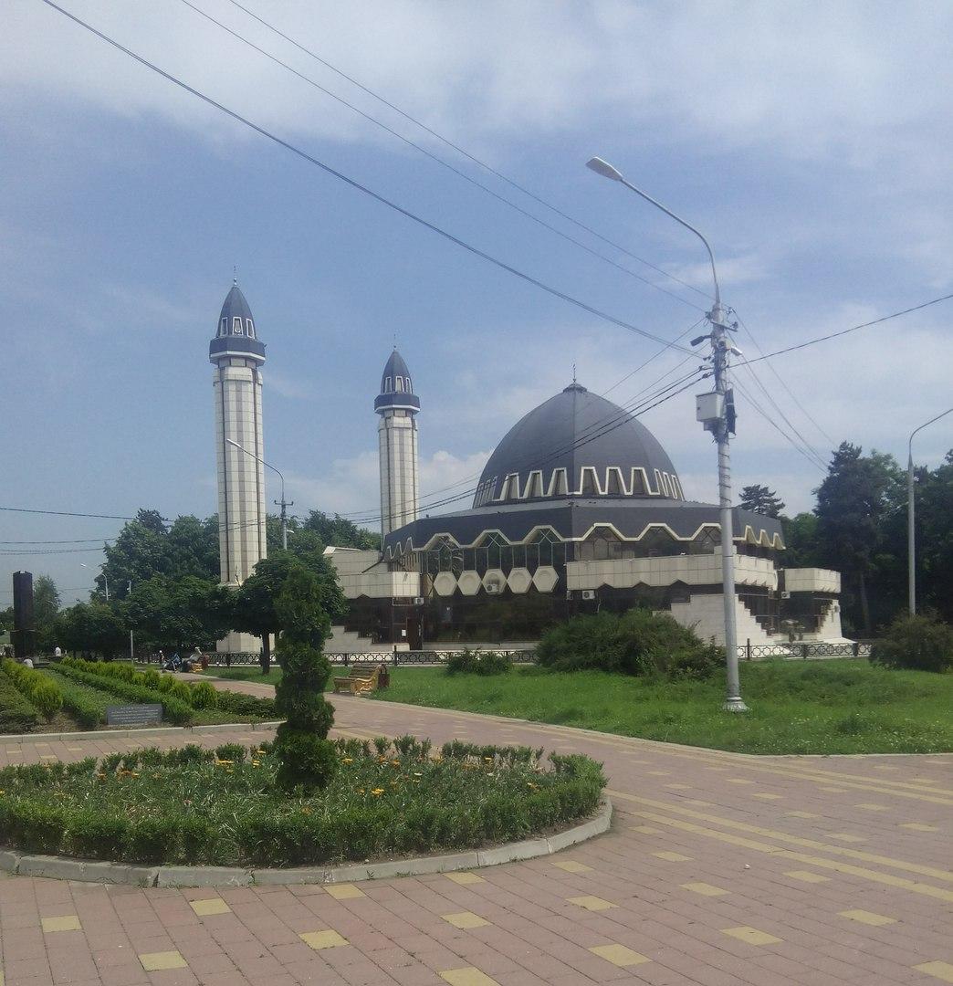 Мечеть Нальчика - одна из самых красивых в мире.