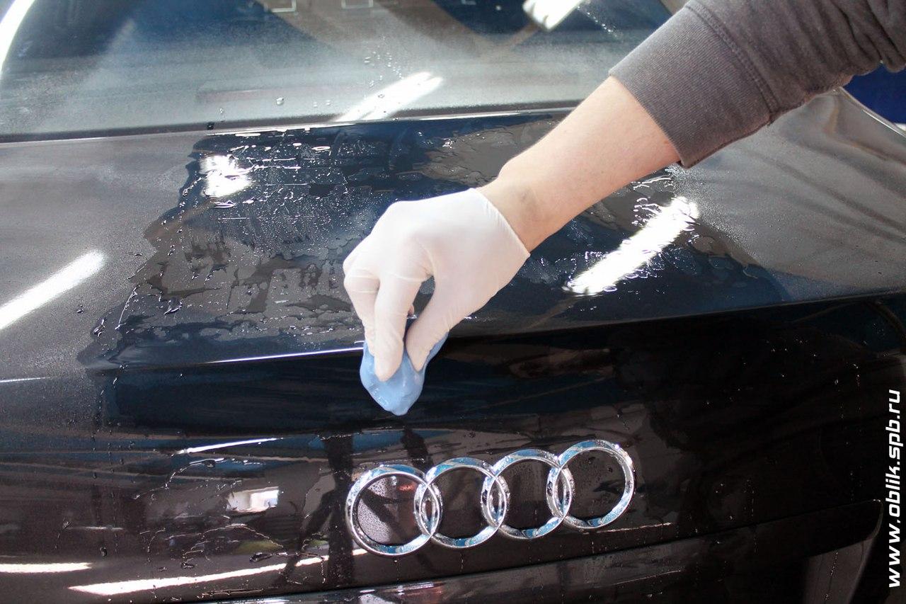 Как полировать авто в домашних условиях