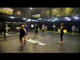 Школа бокса Good Old Boxing - Тренировка с длинными раундами (10.01.17)