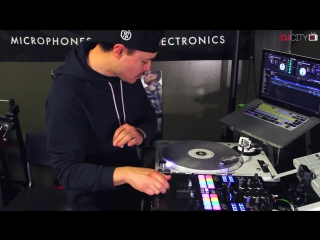 Mister Remix and DJ Rockwell Scratch With KidCutUps Podcast Battle Breaks