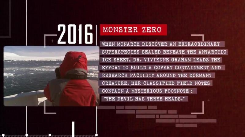 Годзилла 2 (2019) Новое видео тизерит монстров