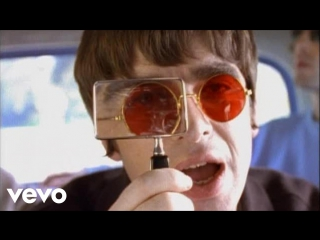 Oasis - Dont Look Back in Anger клип 1995 г. музыка 90- 90е