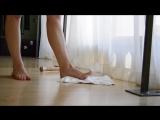 Упражнения для красивых балетных стоп