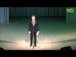 Чернушка. Фрагмент с концерта Сергея Дроботенко. Видеостудия