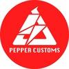 Pepper Customs