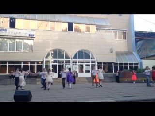 Конкурс бальных танцев 18.06.17