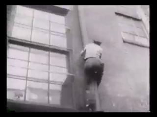 Паркуром занимались уже в 30-х годах прошлого века
