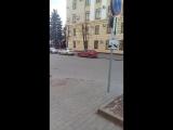 прогулка по площади Ленина и