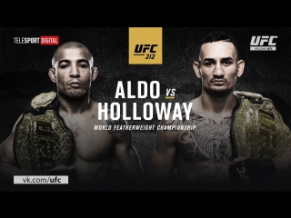 UFC 212- Aldo vs Holloway - Extended Preview [RUS]