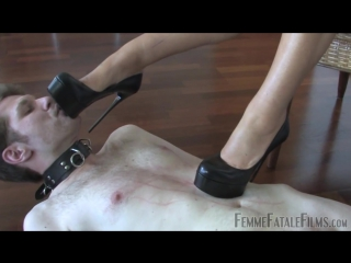Mistress heather - stiletto heel love