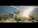 РСЗО БМ-21  Град  и  Торнадо    MRL BM-2...ornado-G  (720p)