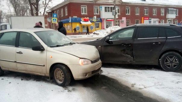 Авария победа/севастопольская