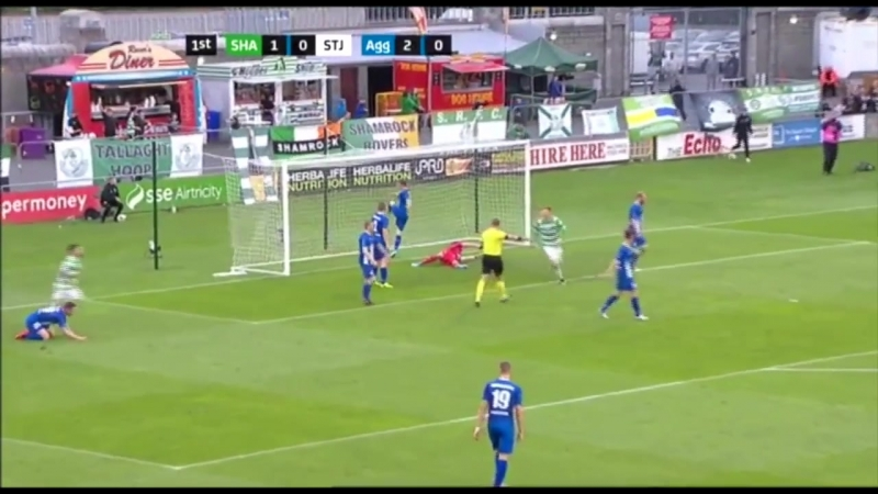 HIGHLIGHTS- Shamrock Rovers 1-0 Stjarnan