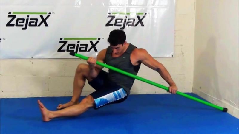 Posterior Chain Strengthening Zejax Technique ZED 11 Zejax Gables